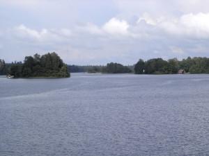 Bolmen größter See in Smaland